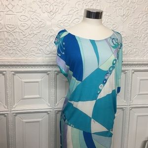 Emilio Pucci Dresses - Emilio Pucci Dress Size 10
